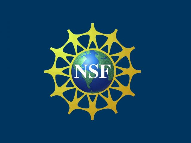 NSF logo. Credit: National Science Foundation/Wikimedia